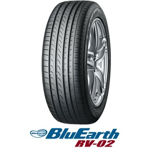 Yokohama BluEarth RV-02 215/60 R17