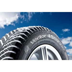 Goodyear Vector 4Seasons SUV 255/55 R18